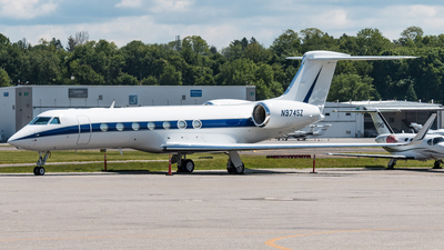 N974SZ - Gulfstream G550 - Private