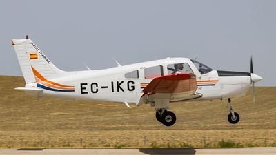A picture of ECIKG - Piper PA28161 Warrior II -  - © Danitoele