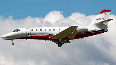 N637SV - Cessna 680 Citation Sovereign - Textron Aviation