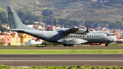 T.21-11 - CASA C-295M - Spain - Air Force