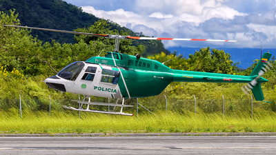 PNC-0905 - Bell 206L-3 LongRanger III - Colombia - Police