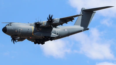 A picture of CT01 - Airbus A400M180 -  - © Ruben Galindo