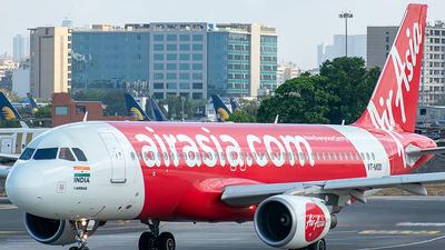 A picture of VTMOD - Airbus A320214 - AirAsia - © Sanskar nawani