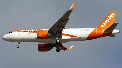 A picture of GUZHS - Airbus A320251N - easyJet - © Florencio Martin Melian