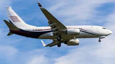 P4-MAK - Boeing 737-7HZ(BBJ) - Samrussitera
