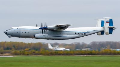 RA-09341 - Antonov An-22A - Russia - Air Force