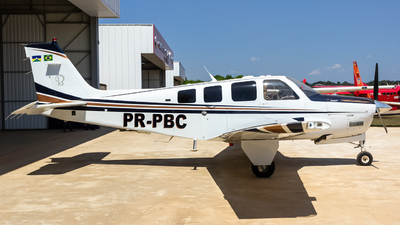 PR-PBC - Beechcraft G36 Bonanza - Private