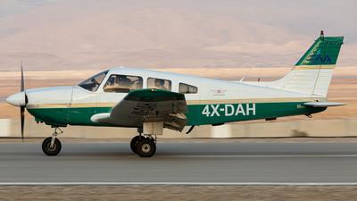 4X-DAH - Piper PA-28-181 Archer II - Private