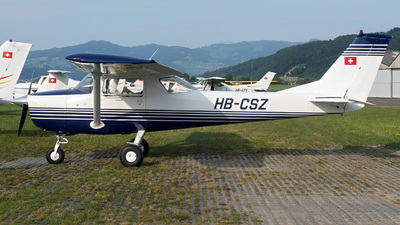 HB-CSZ - Reims-Cessna F150H - Private