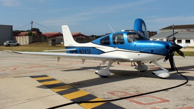 N261P - Cirrus SR22-GTS - Private