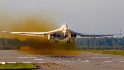 RF-94102 - Tupolev Tu-160 Blackjack - Russia - Air Force