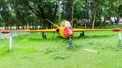 510 - Fouga CM-170 Magister - Bangladesh - Air Force