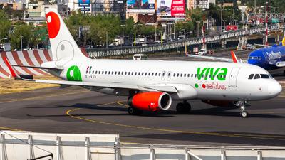 XA-VAO - Airbus A320-232 - VivaAerobus