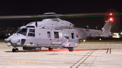 MM81577 - NH Industries NH-90NFH - Italy - Navy
