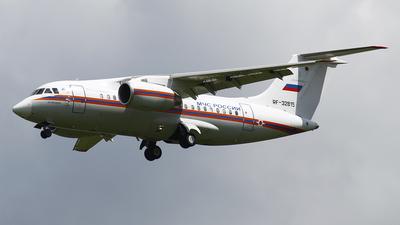 A picture of RF32815 - Antonov An148100E - [27015042015] - © ShipSash