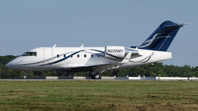 A picture of N226MY - Bombardier Challenger 604 - Delta Private Jets - © DJ Reed - OPShots Photo Team