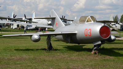 03 - Mikoyan-Gurevich MiG-15UTI Midget - Soviet Union - Air Force