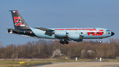 574 - Boeing KC-135R Stratotanker - France - Air Force