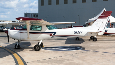 9H-AFV - Cessna 152 II - Malta School of Flying