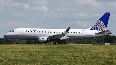 A picture of N89357 - Embraer E175LR - United Airlines - © DJ Reed - OPShots Photo Team