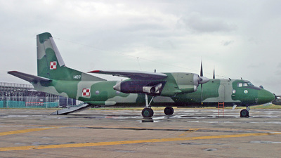 1407 - Antonov An-26 - Poland - Air Force