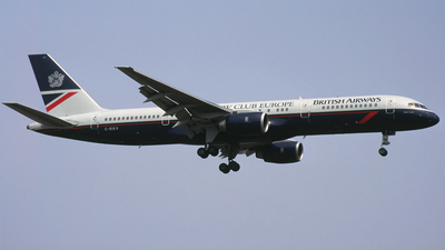 G-BIKV - Boeing 757-236 - British Airways