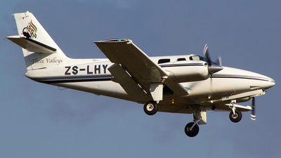 ZS-LHY - Cessna T303 Crusader - Private