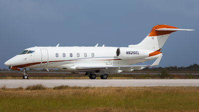 N625EL - Bombardier BD-100-1A10 Challenger 300 - Private