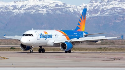 N273NV - Airbus A320-214 - Allegiant Air