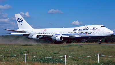 TF-ATF - Boeing 747-246B - Air Atlanta Icelandic