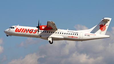 PK-WHI - ATR 72-212A(600) - Wings Air