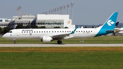 I-ADJK - Embraer 190-200LR - Air Dolomiti