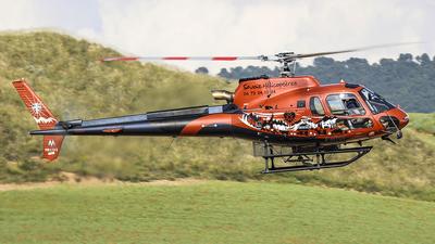 F-HTOF - Aérospatiale AS 350B3 Ecureuil - Savoie Hélicoptères