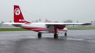 DQ-FIC - Britten-Norman BN-2A-21 Islander - Northern Air