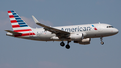 N9022G - Airbus A319-115 - American Airlines