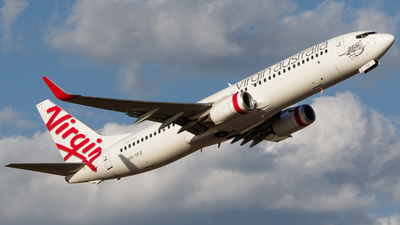 A picture of VHYFZ - Boeing 7378FE - Virgin Australia - © Whiskey Tango Aviation