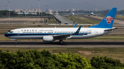 B-1241 - Boeing 737-81B - China Southern Airlines