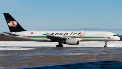 C-GIAJ - Boeing 757-28A(SF) - Cargojet Airways