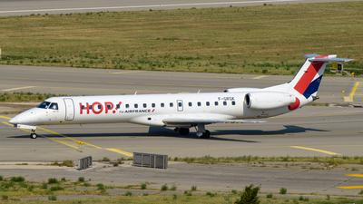 F-GRGK - Embraer ERJ-145LU - HOP! for Air France