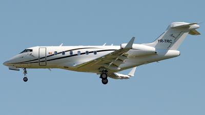 YR-TRC - Bombardier BD-100-1A10 Challenger 300 - Toyo Aviation