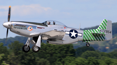 N63476 - North American P-51D Mustang - Private