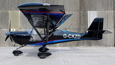 G-CKZD - EuroFox Microlight - Breeze Aviation