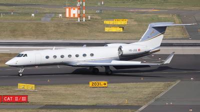 HB-JOE - Gulfstream G550 - G5 Executive