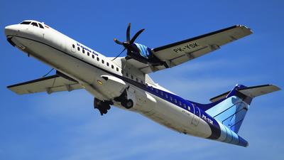 PK-YSK - ATR 72-212A(500) - Trigana Air Service