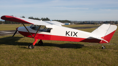 ZK-KIX - Rans S-6ES Coyote II - Private