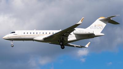 N861GL - Bombardier BD-700-1A10 Global 6500 - Private