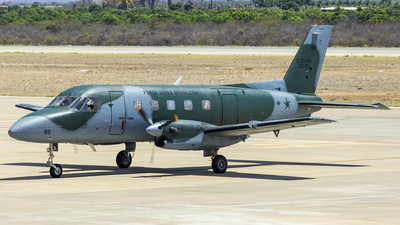 A picture of FAB2285 - Embraer C95AM Bandeirante -  - © EdilsonCarlos