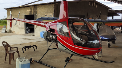 PT-HFI - Robinson R22 Beta - Private