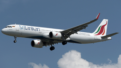 4R-ANF - Airbus A321-251N - SriLankan Airlines
