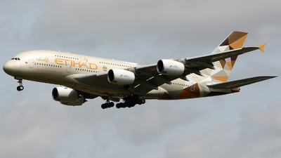 A6-APD - Airbus A380-861 - Etihad Airways